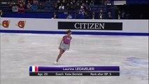 Laurine Lecavelier - Free Skating - 2017 European Figure Skating Champion