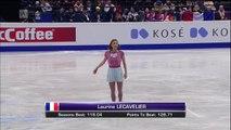Laurine Lecavelier - Free Skating - 2017 European Figure Skating Cha