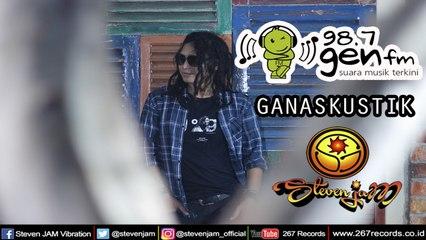 Steven Jam - interview on GEN 98,7 FM Jakarta