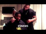 Boxing Superstar Adrien Broner One Of Biggest Names In Sports! esnews boxing