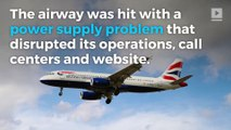British Airways takes charge after IT disaster