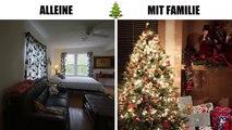 Weihnachten alleine VS. Weihnachten mit Familie -rJd32Zy