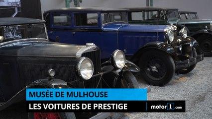 Musée de Mulhouse - Les voitures françaises de prestige !