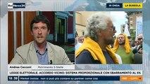 Andrea Cecconi (M5S): RaiNews24 29/5/2017 - MoVimento 5 Stelle - M5S