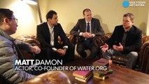 Matt Damon on Trump - We can work with anybody-C5
