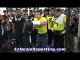 Canelo HAND SPEED & POWER! BLAZING WORKOUT ROUTINE!!! - EsNews Boxing