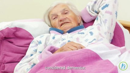 Dementia At the End of Life: What are the Symptoms?