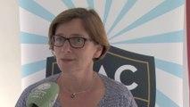 Le HAC accueille la phase finale du Championnat de France Cécifoot: réaction d'Agnès Firmin-Lebodo