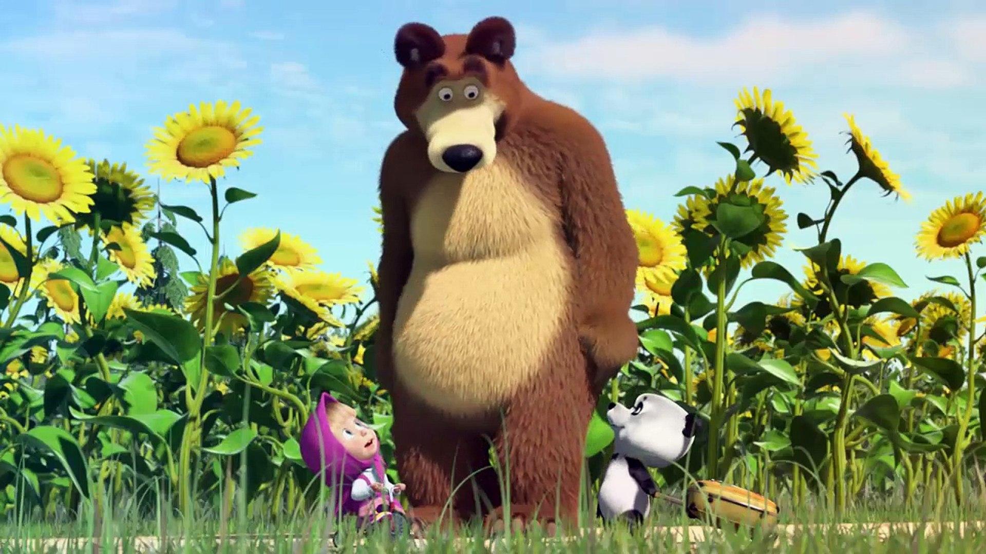 Masha E O Urso Episodio 15 Priminho Desenho Animado Novo