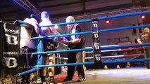 Lucien Descamps (MTV-KBA) Vs Maarten Tjampens (Team Bushido Belgium) Gala Fight 4 Glory du 27 Mai 2017 à Marke