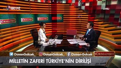 Osman Gökçek: Dünyaya demokrasi dersi verdik