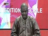 Edition Spéciale - 12ème Législature - 30 Juillet 2012 - Partie 1