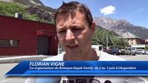 Hautes-Alpes : la 16ème édition du Briançon Family Kayak débute ce vendredi à L'Argentière-la-Bessée