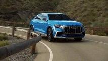 Audi Q8 ETron 2018 тест обзор, автомобиль
