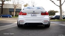 Arqray Full Exhaust Sound Clip - BMW F80