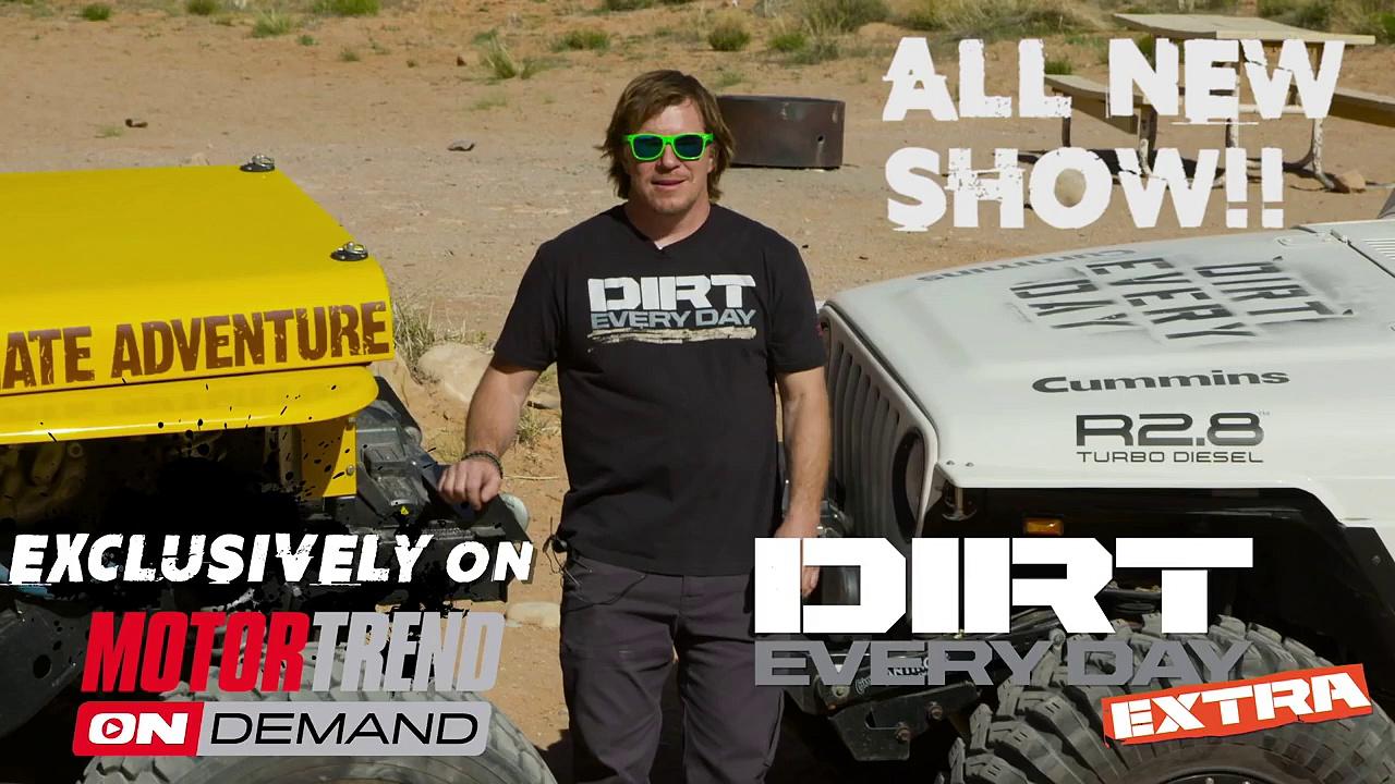 Jeep vs. Jeep – Dirt Every Da