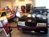 Mad Max Interceptors at George Barris' Hollywood Star Car