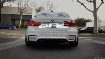 Arqray Full Exhaust Sound Clip - BMW