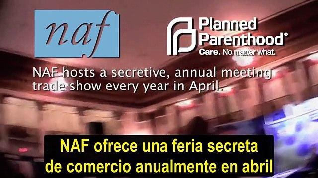 Nuevo video encubierto de abortistas P. P.