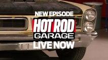 TEASER! Ultimate Road Trip Build  Bare Frame to Driver in 2 Days! - Hot Rod Gara