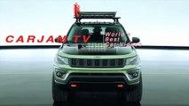 Jeep Compass Trailpass Video Concept 2017 Jeep Trailpass Jeep Compass INTERIOR Video 2017