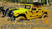 RC Muddy Truck 4x4 — Hummer H1 Stuck in The MUD Part One — RC Extreme Pict
