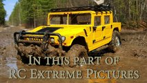 RC MUD Trucks 4x4 Trail — Hummer H1 OFF Road Part Two — RC Extreme Pict