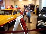 Mad Max Interceptors at George Barris' Hollywood Star Car Sh