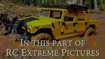 RC Muddy Truck 4x4 — Hummer H1 Stuck in The MUD Part One — RC Extreme Pictur