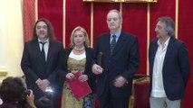 Tomás Marco recibe XV Premio SGAE de la Música Iberoamericana