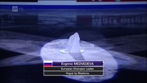 Evgenia Medvedeva - Closing Gala - 2017 European Figure Skating Champion