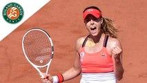 Roland-Garros 2017: 1T Cornet - Babos - Les temps forts
