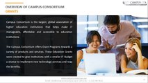 CAMPUS CONSORTIUM WEBINAR : Featuring $20,000 Grant Award Winner William Woods University