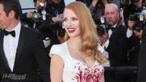 Jessica Chastain Finds Cannes' Onscreen Representation of Women 'Quite Disturbing' | THR News
