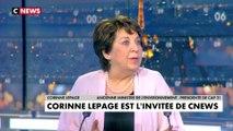 Corinne Lepage invitée d'Olivier Galzi