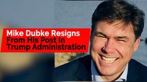 Donald Trump's spin doctor Mike Dubke resigns from White House post