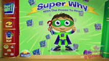 The Princess and the Pea PBS KIDS Super Why`s Storybook Creator Best Free Baby Games ✔