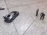 Remote controlled Racing Car, Car To