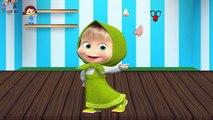 Keloğlan Maşa ile Koca Ayı Pepee Niloya Yanlış Burunlar eğlenceli çocuk ve bebek videosu.