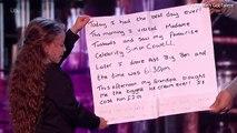 Alesha Dixon almost ruins lssy Simpsons performance in British Got Talent