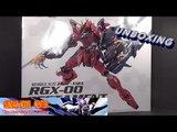 Unboxing: 1/100 MG Testament (Dragon Momoko)