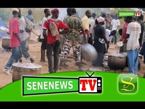 SeneNews TV : Les talibes au service de leur marabout