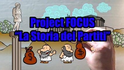 """Project FOCUS """"Da Dove Nascono i Partiti?"""""""