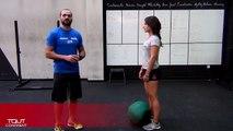 Cours de crossfit débutant  - entraînement medecine ball-cbOX44mqn_