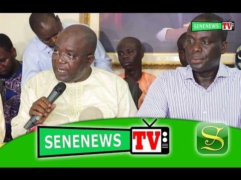 """SeneNews TV: """"On reculera pas devant le gouvernement et Frank Timis"""", Manko wattu Sénégal"""