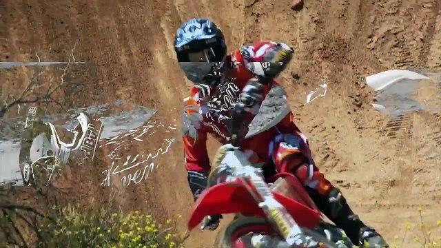 Brett cue Motocross Whips 2012