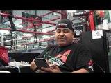 Pita Got Errol Spence Over Keith Thurman What Does Robert Garcia Say? EsNews Boxing