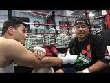 Robert Garcia Agrees With Gervonta Davis - Why Did Kell Brook Quit vs Errol Spence EsNews Boxing
