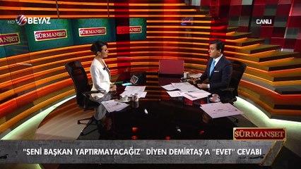 Osman Gökçek: Demirtaş'a halk cevap verdi