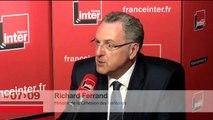 """Richard Ferrand : """"Nous n'avons rien trahi."""""""